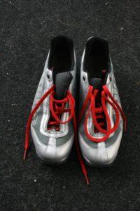 Rulleskøyteski-sko (klassisk). En fryd å gå med på sommeren med tanke på temperatur og komfort.
