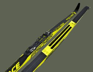 Fischers nye Twin Skin - ski. Foto: Fischer.