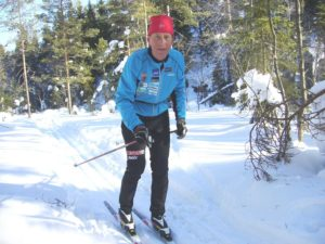 Per Nymoen, Utdanningssjef i skiforbundet tror egne klubber for turrenn kan være en idé.