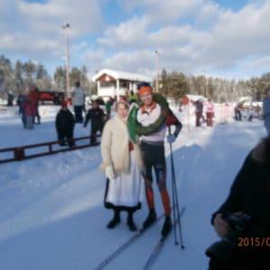 Sweden 26th. of jan. -19: Sixten Jernberg Memorial Race 2019
