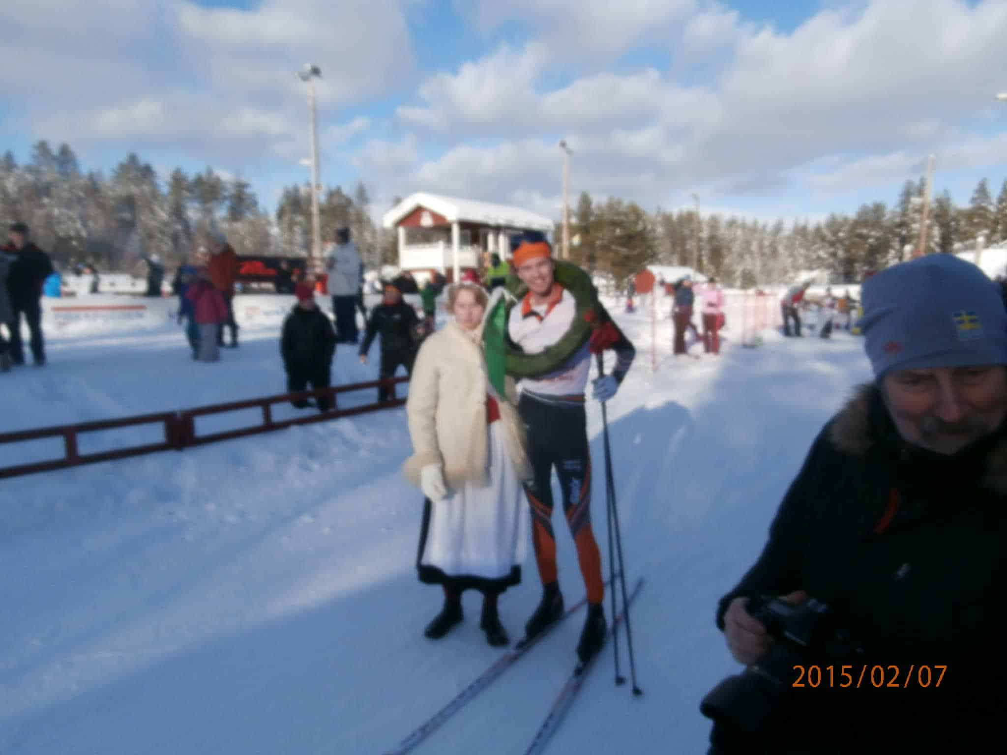 Sverige 26. Jan. -19: Sixten Jernberg Memorial Race 2019