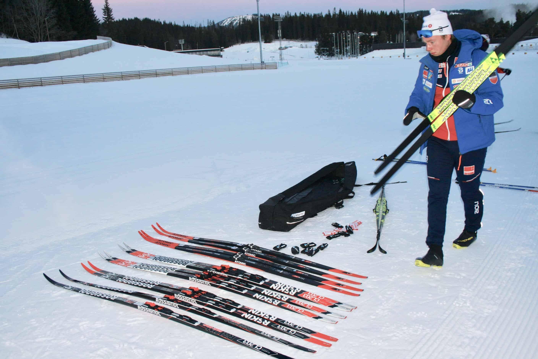rossignol skin skis