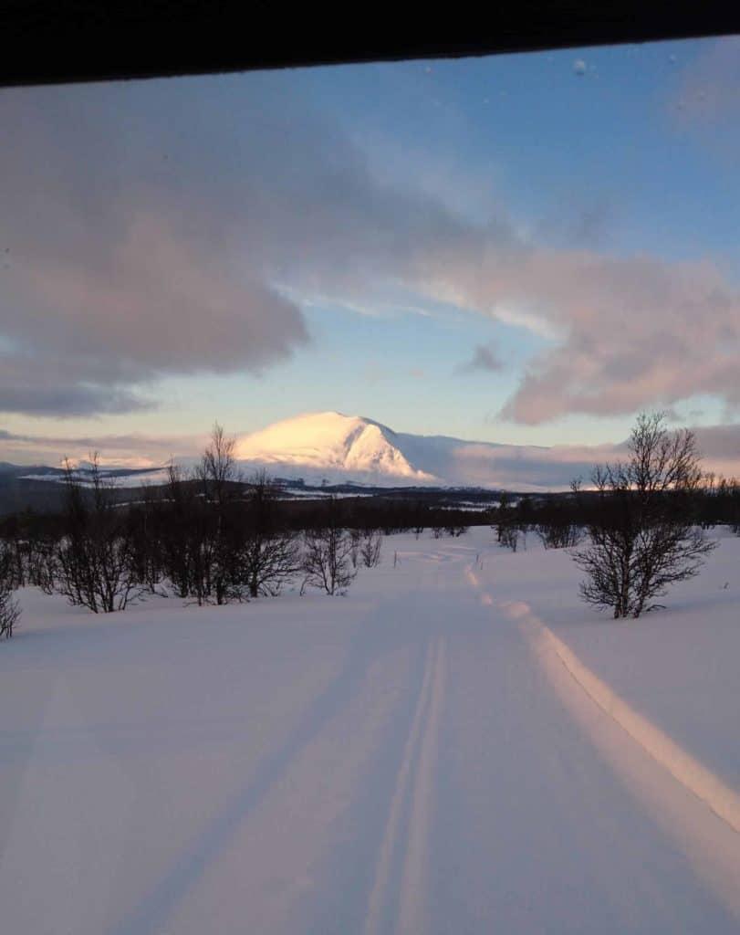 Tjønnfjellrennet (29.03. -18): turrenn og uhøytidelig påskeskirenn sammen