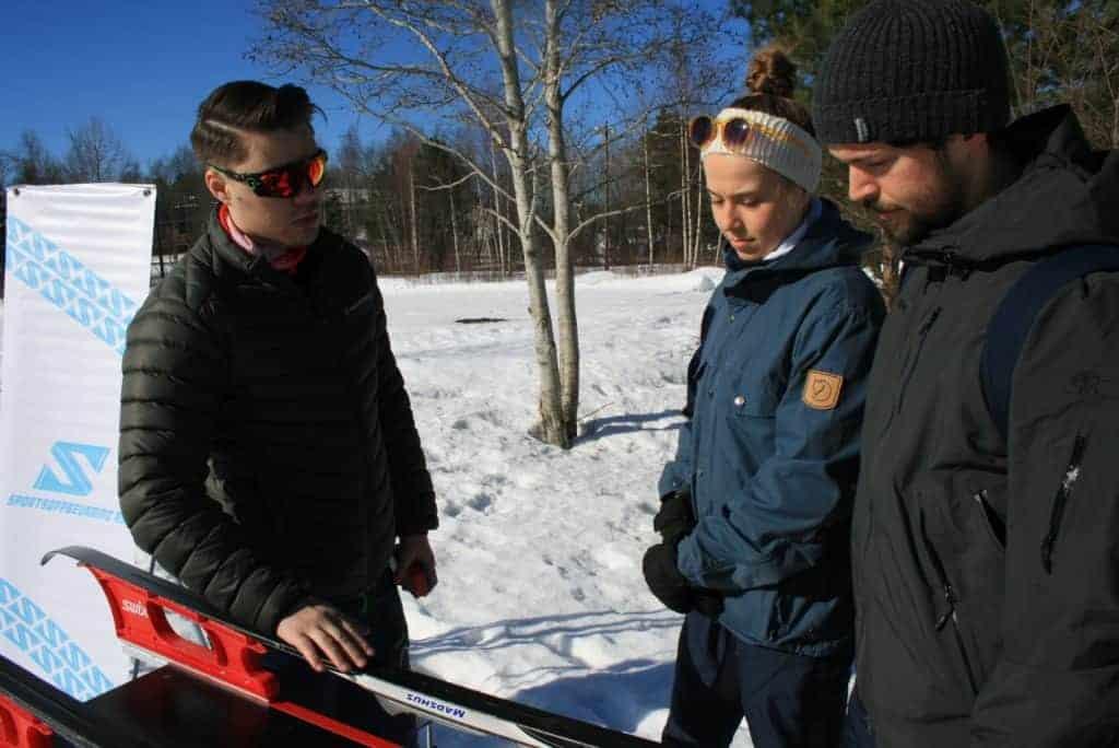 Sportsoppbevaring AS vil ta skivedlikeholdet og -preppingen for deg
