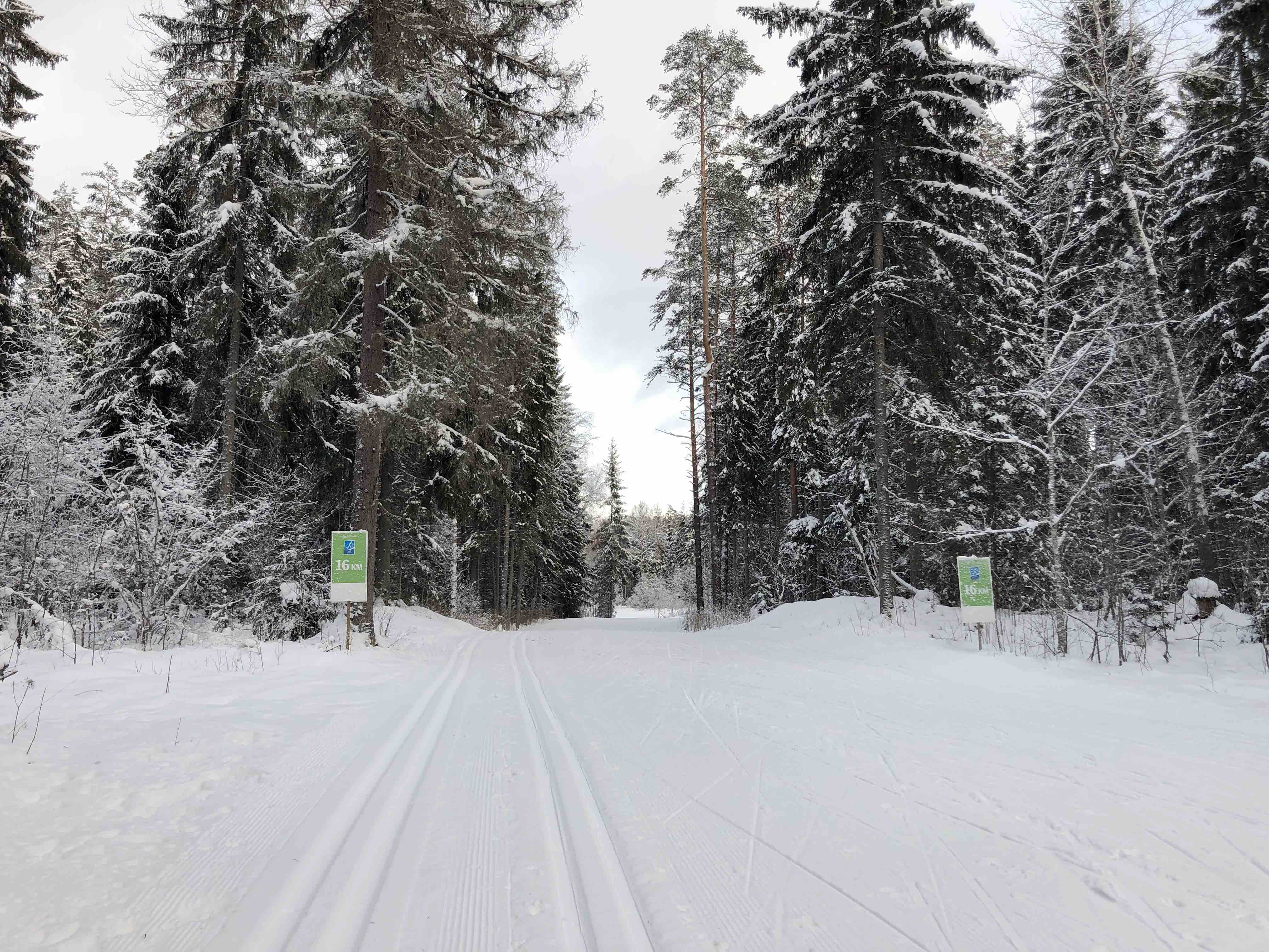 17.02.-19: Tartu skimaraton i Estland melder om lovende forhold