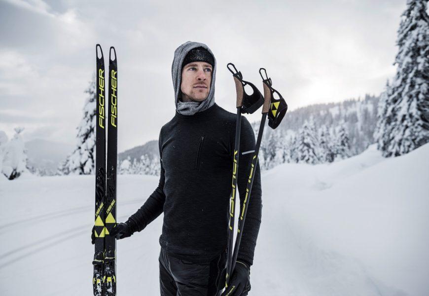 Former national team xc-skier Philipp Bachl sees the xc-marathon world through his Masters´ internship