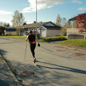 Rulleskitest: Swenor Finstep
