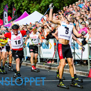 World´s ´biggest rollerski race Alliansloppet announced as the 4th Visma Challengers